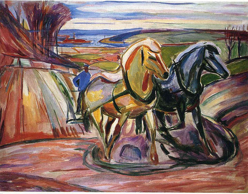 Весняна оранка, 1916