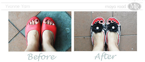 The-shoe-makeover