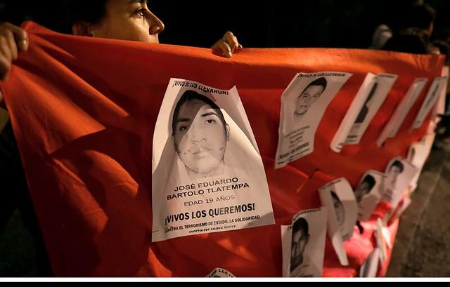 O mecanismo de investigação da CIDH para o caso pediu que as autoridades mexicanas mudem a narrativa das investigações - Créditos: Montecruz Foto via Flickr/Creative Commons