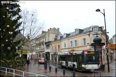 Heuliez Bus GX 327 - Keolis Châteauroux / Horizon n°8948