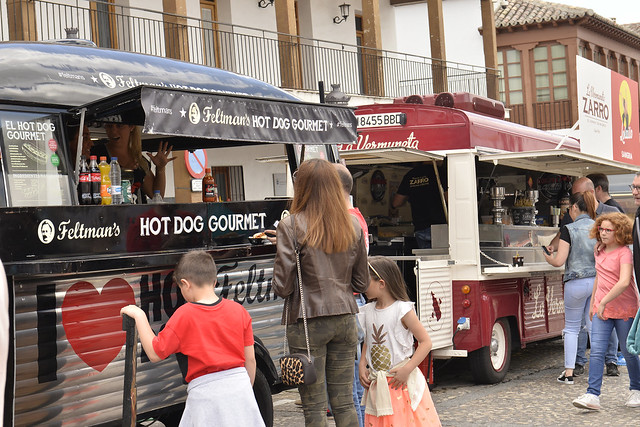 II Feria Food Trucks