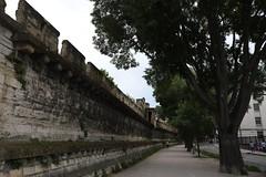 Avignon, Stadtmauern