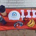 All set for 5km Lido swim no. 2