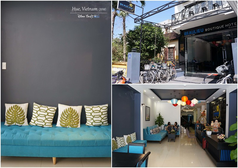 2018 Vietnam Hue Beaulieu Boutique Hotel 02
