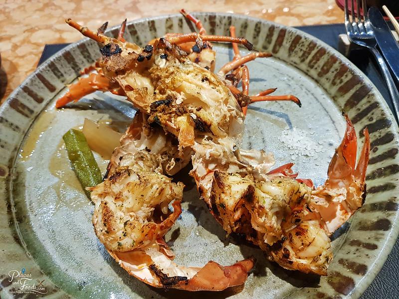 teppan by chef yonemura teppanyaki lobster