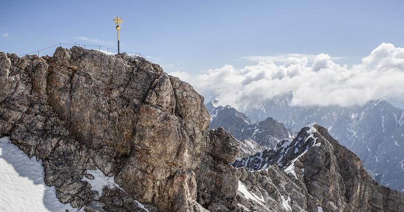 Höchster Berg in Deutschland