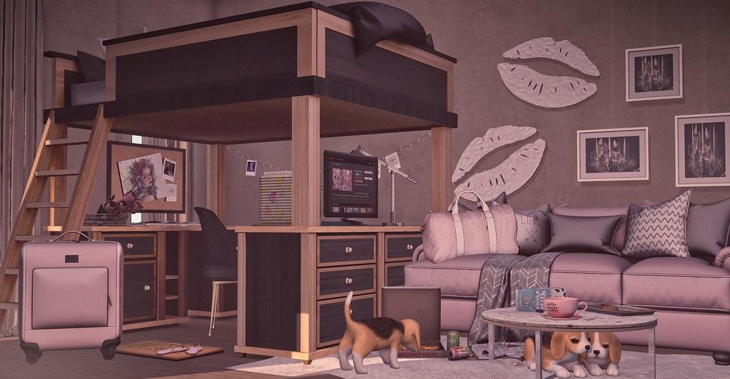 Dormitory - TeleportHub.com Live!
