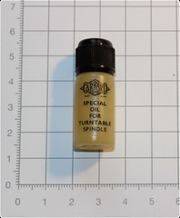 Garrard Special Oil For Turntable Spindle