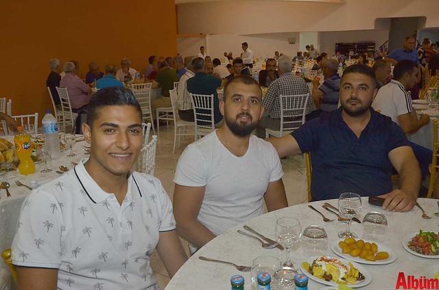 Ferdi Gündoğan, Ferhat Boz, Emrah Avcı