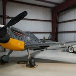 Hispano HA-1112-M1L Buchon in Addison