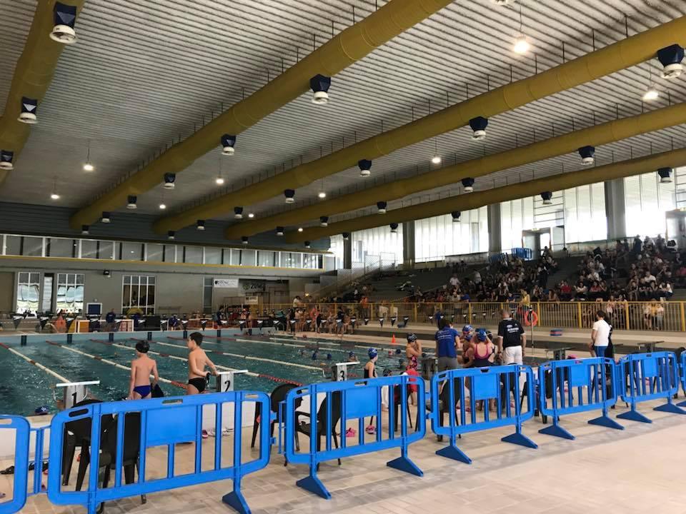 "nuoto ""Insieme… Nello sport"" San Rufo Metasport"