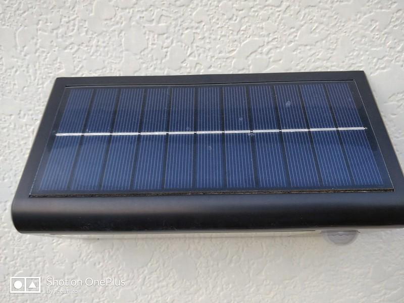 ソーラーライトの故障 (3)