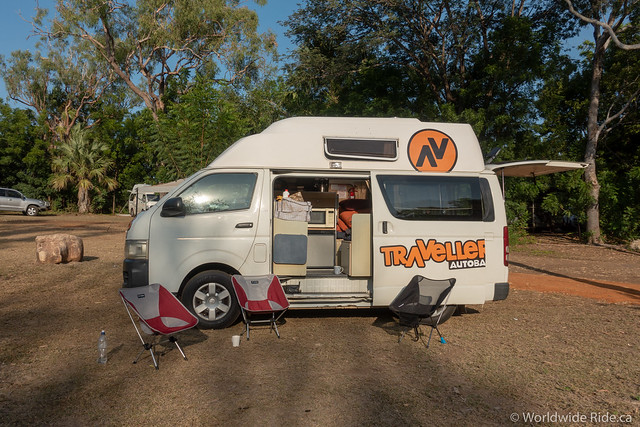 Australia Van