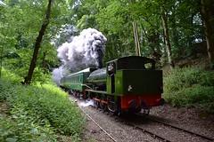 The Epping Ongar Railway