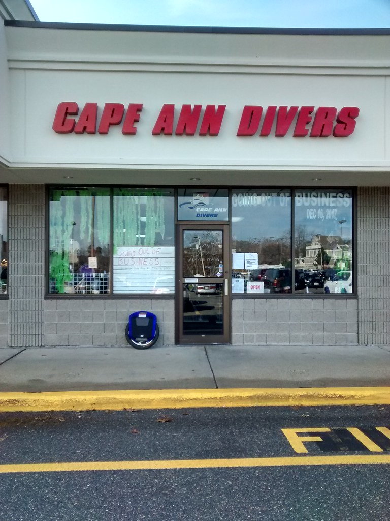 Cape Ann Divers