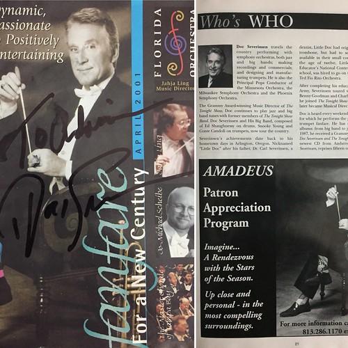 Adrian's Autographs