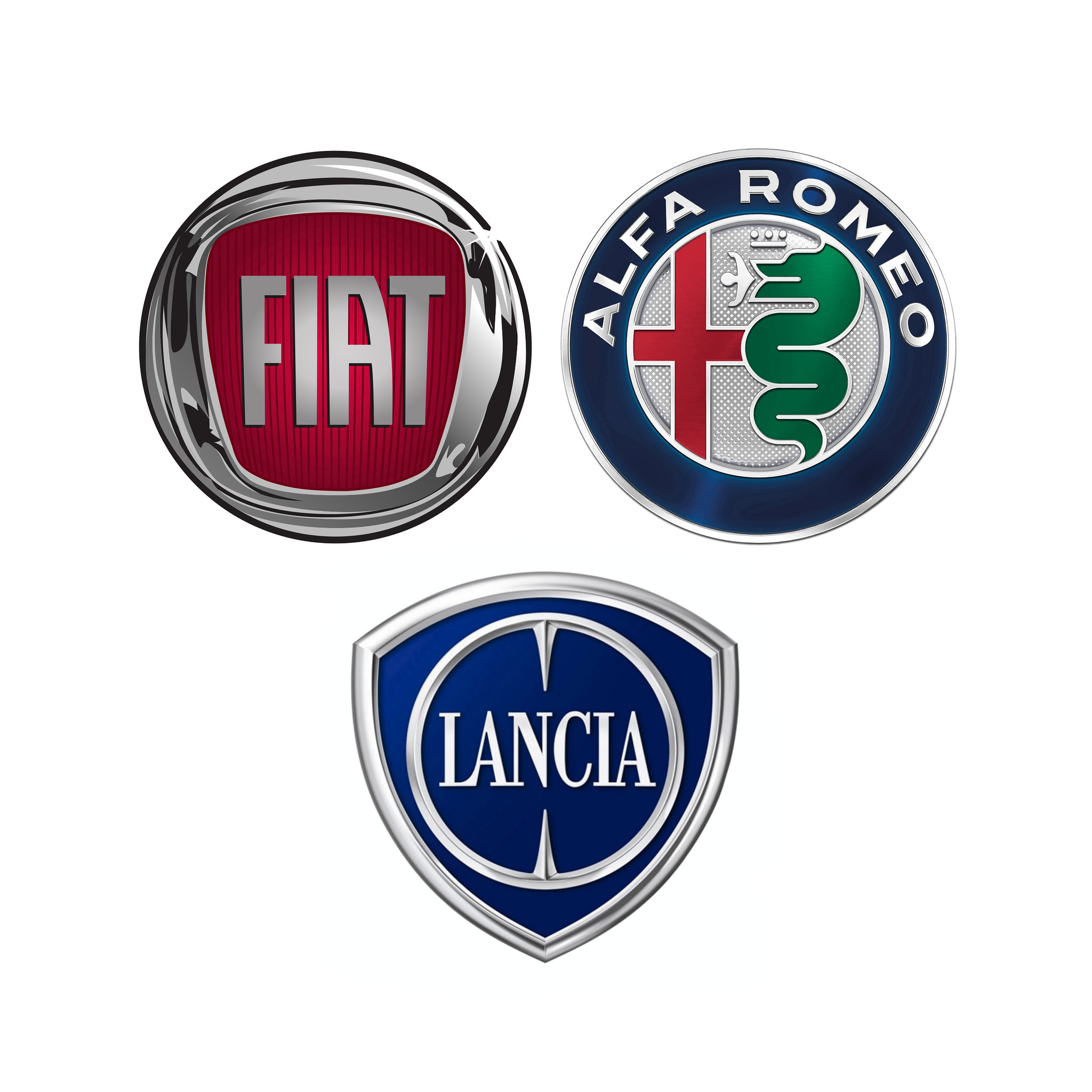 frieze logo emblem fiat rear for punto evo grande punto 735578840 ebay. Black Bedroom Furniture Sets. Home Design Ideas