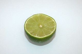 13 - Zutat Limette / Ingredient lime