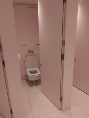 Men's Restroom/Toilet, Victoria & Albert Museum, London