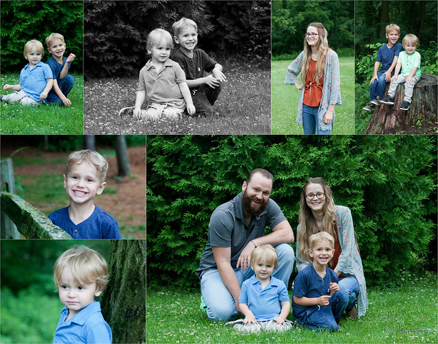 M. Family Session