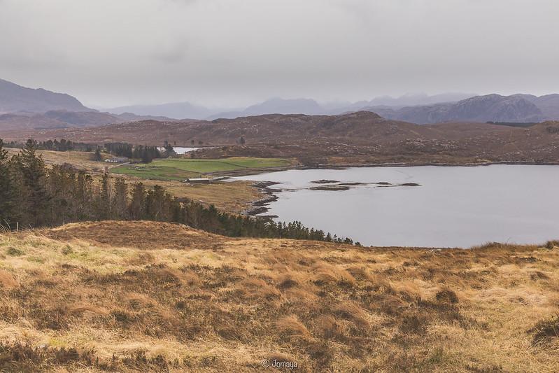 Loch Ewe - Scotland 2017