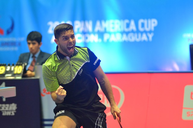 Day 3 - 2018 ITTF-Pan American Cup