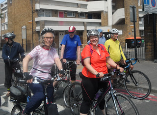 Lee Valley Ride June 18 20