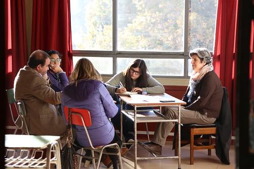 Jornada de reflexión docente sobre el Marco para la Buena Enseñanza