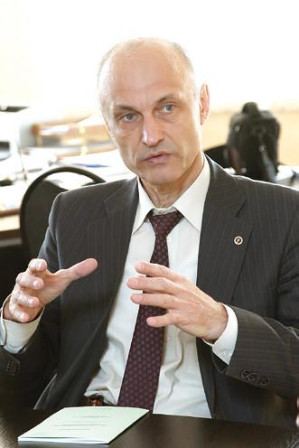 Сергей Никитенко, директор некоммерческой организации «Ассоциация машиностроителей Кузбасса»