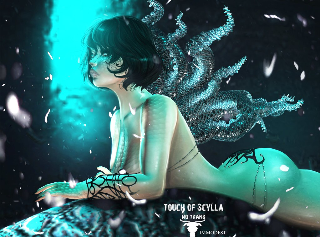 IMMODEST ::Touch of Scylla:: - TeleportHub.com Live!