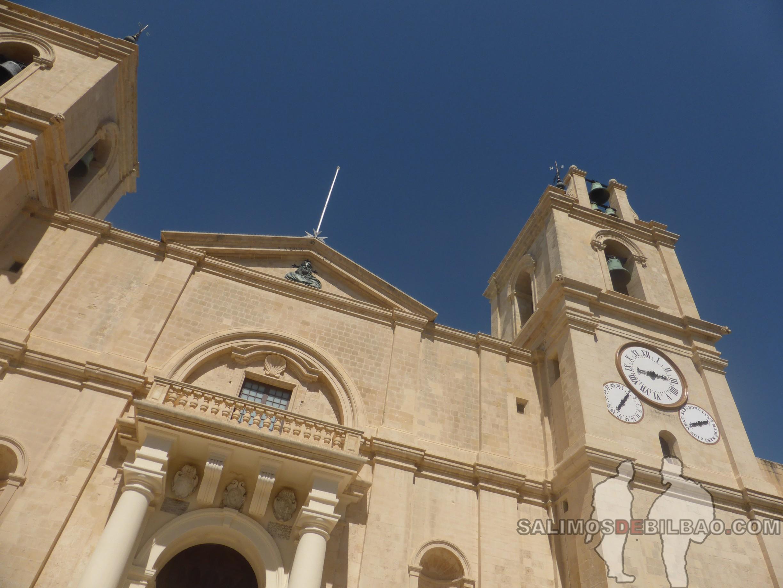 0622. ConCatedral, La Valeta, Malta