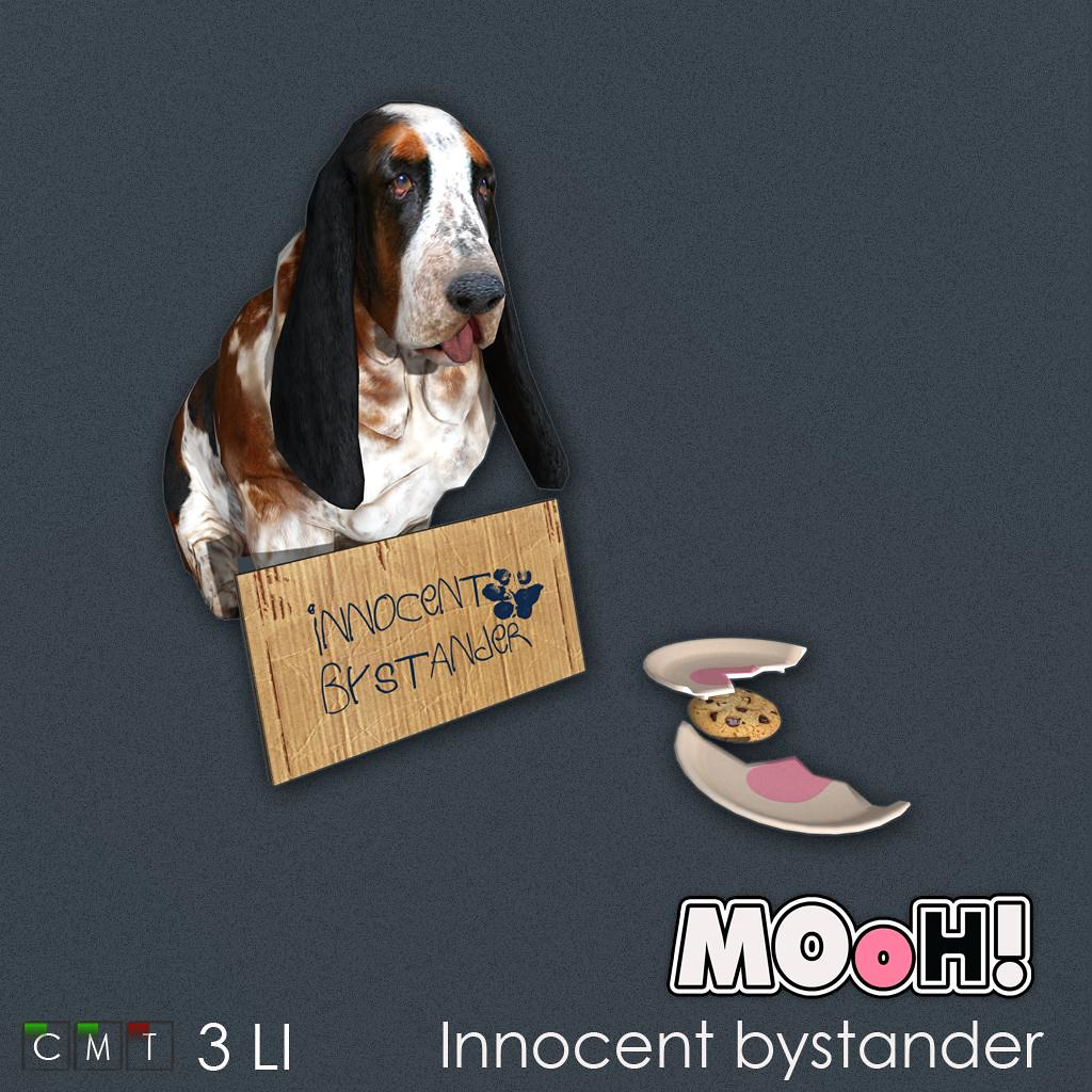 MOoH! Innocent bystander
