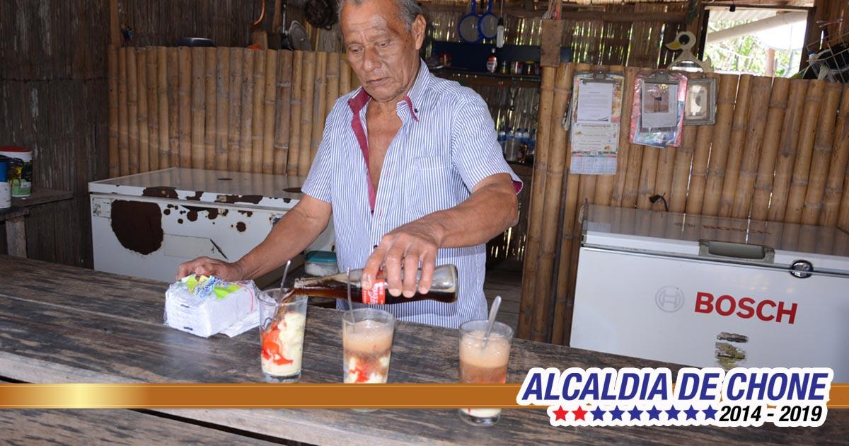 La tradición del helado artesanal no se derrite en Chone