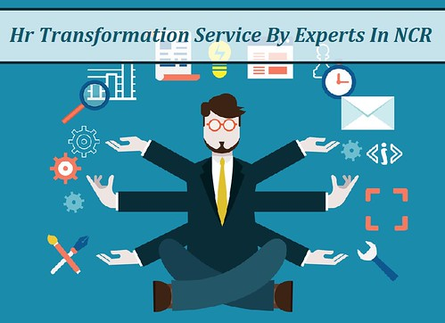 Hr Transformation Service by Experts in NCR