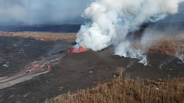 06/10/18 Photos - Kilauea, HI - East Rift Zone Eruption Event