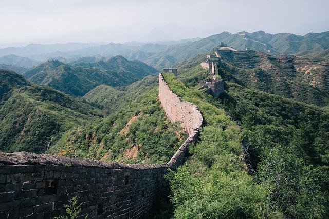 Great Wall of China - 2016-5