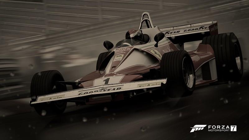 Niki Lauda VS James Hunt @ Nordschleife