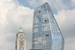 OXO Tower and One Blackfriars