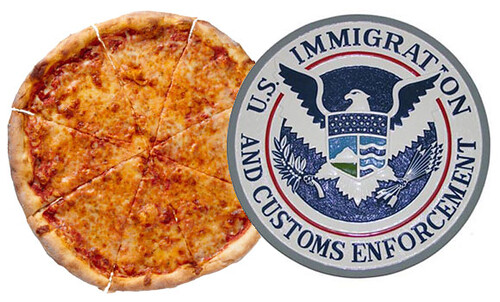 Judge Orders ICE: Pizza Guy To Go
