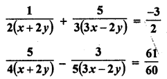 RD Sharma Maths Class 10 Solutions Pdf Free Download Chapter 3 Pair Of Linear Equations In Two Variables