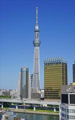 La Tokyo Skytree (Sumida, Tokyo, Japon)