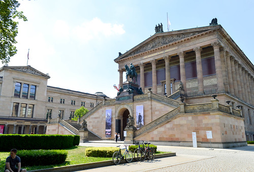Alte Nationalgalerie and Neues Museum
