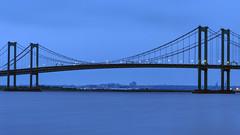 Delaware Memorial Bridge | Skyline | P5281153-54_Panorama