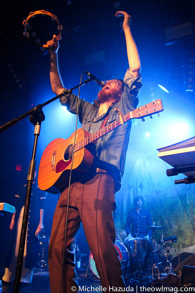 Okkervil River @ Teragram Ballroom, Los Angeles 05-31-2018 22