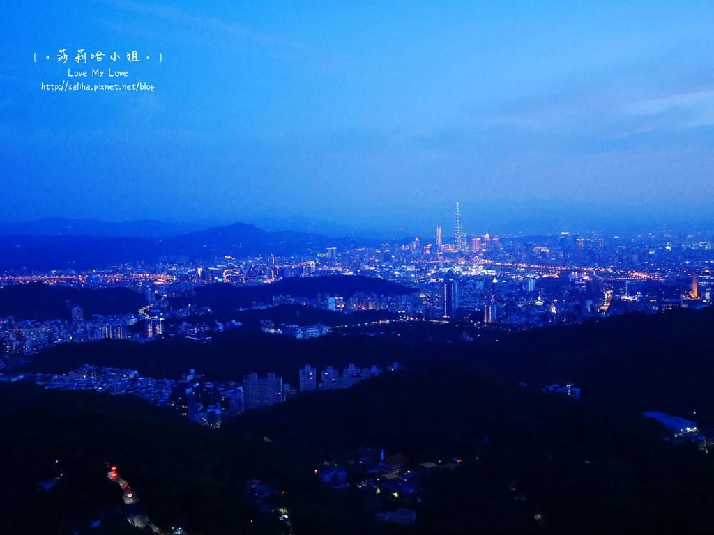 內湖碧山巖夜景 (4)