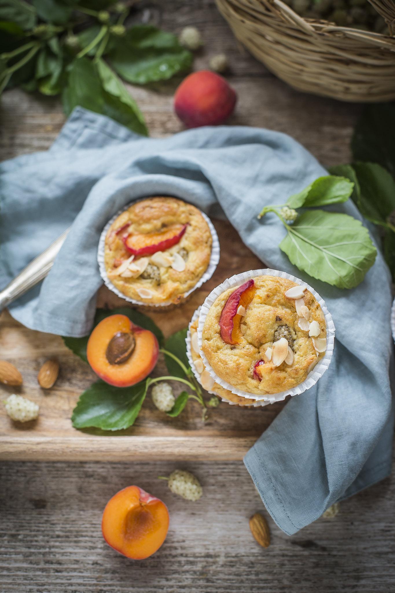 Muffin alla ricotta - senza zuccheri aggiunti_2