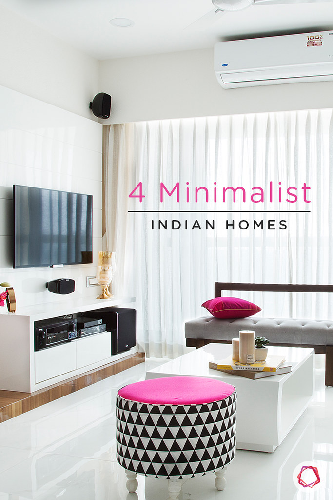 Minimalist Indian Homes