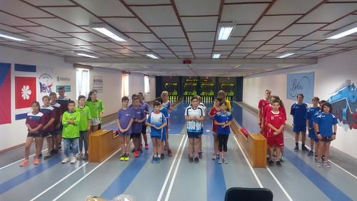 Jarní turnaj mladšího žactva 2018