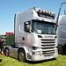 Ticks Haulage Scania R520 V8THL Peterborough Truckfest 2018