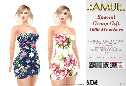 .:AMUI:. GROUP GIFT 1000 MEMBERS